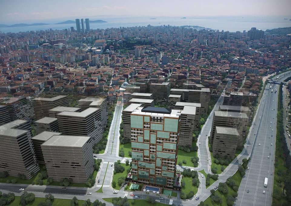 Ekşioğlu Alya Life Residence Projesi Anahtar Teslim Elektrik İşleri
