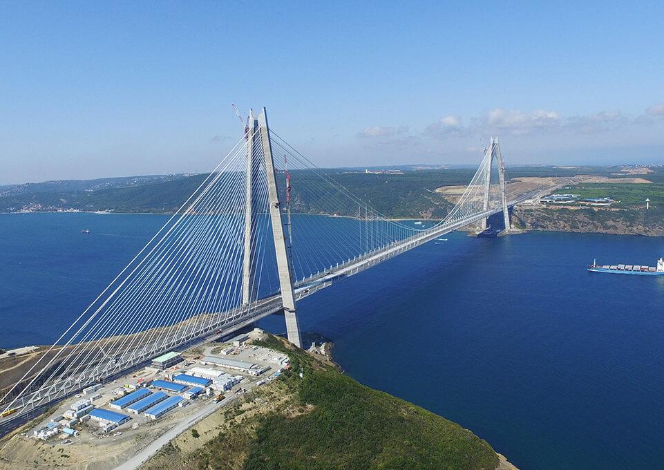 3. Boğaz Köprüsü Siemens Şantiye Deposu Yapım İşleri