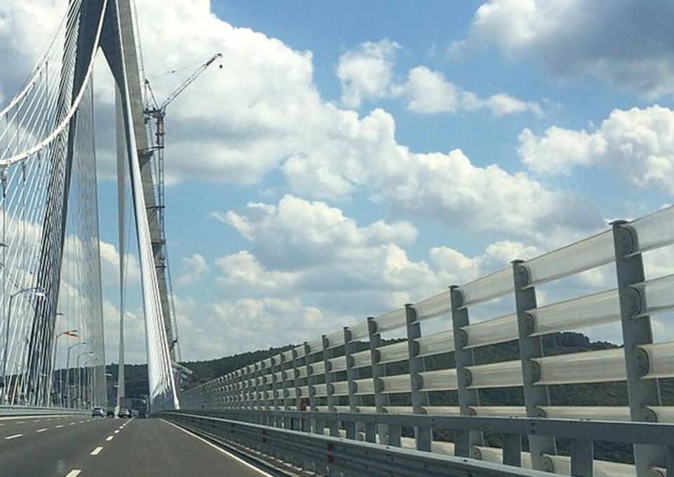 3. Boğaz Köprüsü Siemens Şantiye Ofisi Yapım İşleri