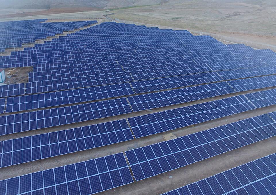 Konya – Yunak 1 MW Güneş Enerjisi Sistemi
